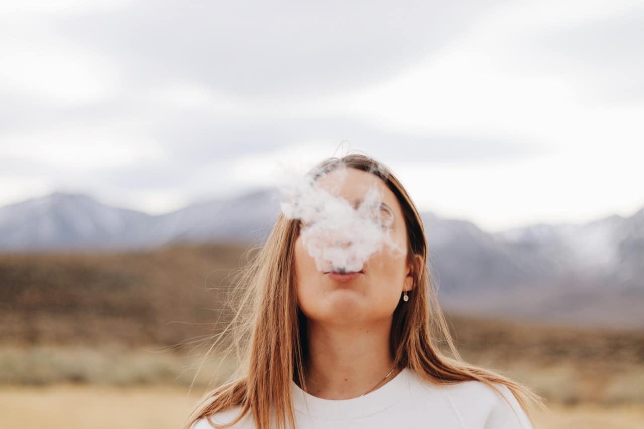 tabaco en el pelo