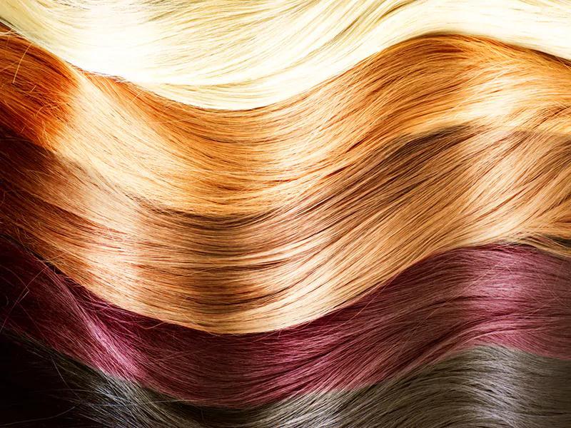 Tendencias de color de cabello otoño 2020