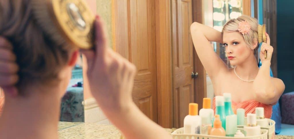 Rutina Kmax Haircare para adelgazamiento del cabello: 5 pasos para ella