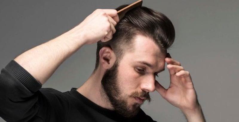 Rutina Kmax Haircare para cabello fino: 5 pasos para él