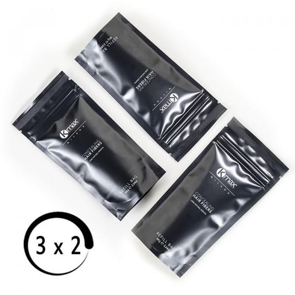 Recargas fibras capilares 64gr, Oferta 3x2 | Black Edition